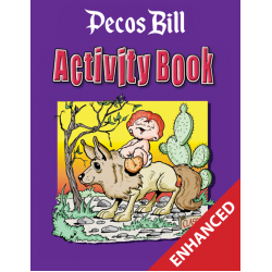 Pecos Bill: Skill-Based Activities (Enhanced eBook)