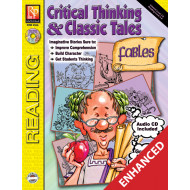 Critical Thinking & Classic Tales: Fables (Enhanced eBook)