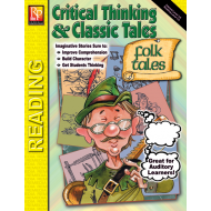 Critical Thinking & Classic Tales: Folktales (eBook)