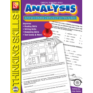 Critical Thinking Skills: Analysis (eBook)