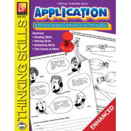 Critical Thinking Skills: Application (Enhanced eBook)