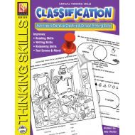 Critical Thinking Skills: Classification (eBook)