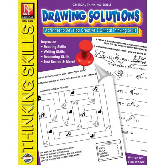 Critical Thinking Skills: Drawing Solutions (eBook)