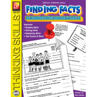 Critical Thinking Skills: Finding Facts (eBook)