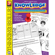 Critical Thinking Skills: Knowledge (eBook)