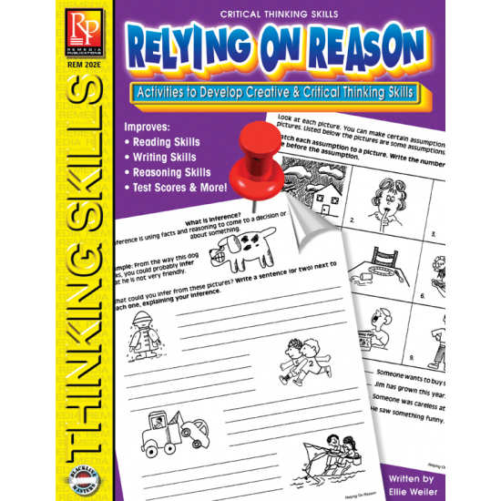 Critical Thinking Skills: Relying on Reason (eBook)