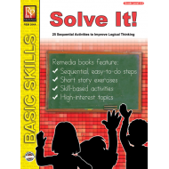 Critical Thinking Skills: Solve It! (eBook)
