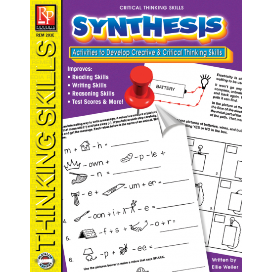 Critical Thinking Skills: Synthesis (eBook)