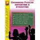 Antonyms & Synonyms: Crossword Puzzles (eBook)