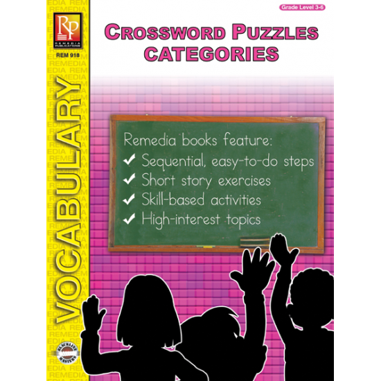 Categories: Crossword Puzzles (eBook)