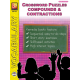 Compounds, Contractions, & Abbreviations: Crossword Puzzles (eBook)