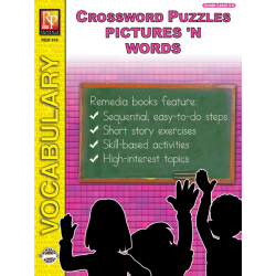 Riddles & Rhymes: Crossword Puzzles (eBook)