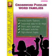 Vocabulary Acquisition: Crossword Puzzles (eBook)