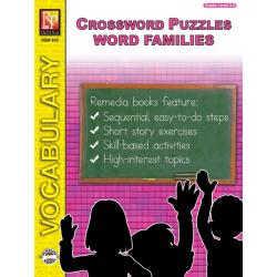 Vocabulary Acquisition: Crossword Puzzles (eBook)