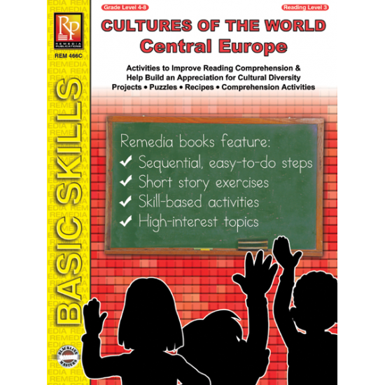 Cultures of the World: Central Europe (eBook)
