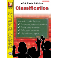 Cut, Paste, & Color: Classification (eBook)