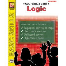 Cut, Paste, & Color: Logic (eBook)