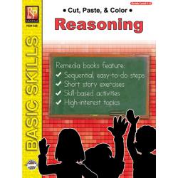Cut, Paste, & Color: Reasoning (eBook)