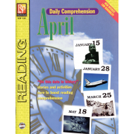 Daily Comprehension: April (eBook)