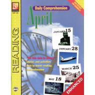 Daily Comprehension: April (Enhanced eBook)