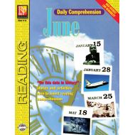 Daily Comprehension: June (eBook)