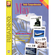 Daily Comprehension: May (eBook)