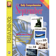 Daily Comprehension: September (eBook)