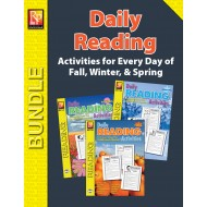 Daily Reading Activities (Bundle)