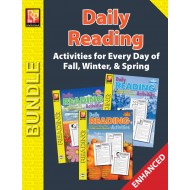 Daily Reading Activities (Enhanced Bundle)