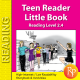 Teen Reader Storybook: Dancing My Life (Reading Level 2.4)