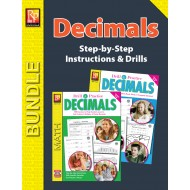 Decimals: Drill & Practice (Bundle)
