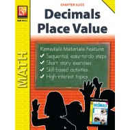 Decimals Place Value (Chapter Slice)