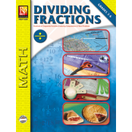 Dividing Fractions (eBook)