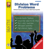 Division Word Problems (Enhanced eBook)