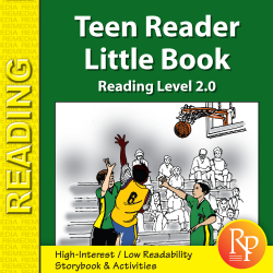 Teen Reader Storybook: Dreams do Come True (Reading Level 2.0)