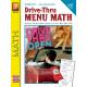Drive-Thru Menu Math: Add & Subtract Money (eBook)
