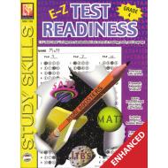 E-Z Test Readiness - Grade 4 (Enhanced eBook)