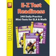 E-Z Test Readiness (Bundle)