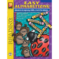 Easy Alphabetizing (eBook)