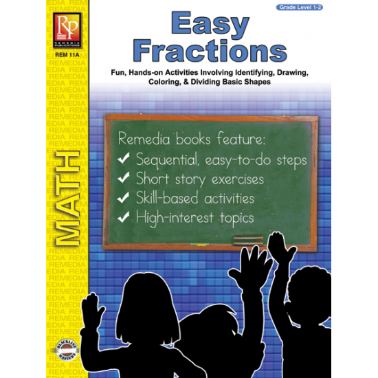 Easy Fractions (eBook)
