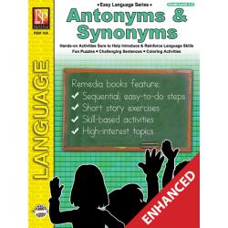 Easy Language Series: Antonyms & Synonyms (Enhanced eBook)