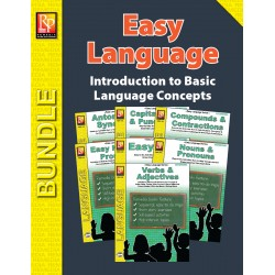 Easy Language Series (Bundle)