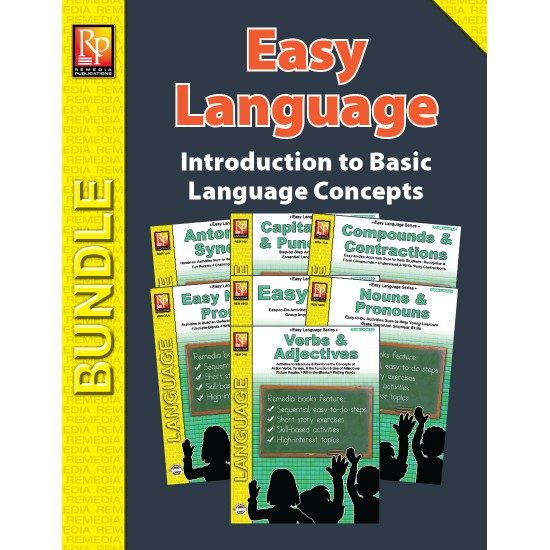 Easy Language Series (Bundle)