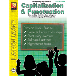 Easy Language Series: Capitalization & Punctuation (eBook)
