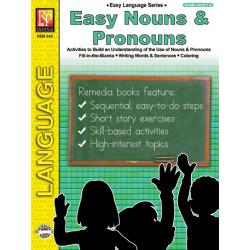 Easy Language Series: Nouns & Pronouns (eBook)