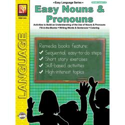 Easy Language Series: Easy Nouns & Pronouns (eBook)