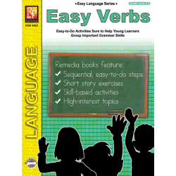Easy Language Series: Easy Verbs (eBook)