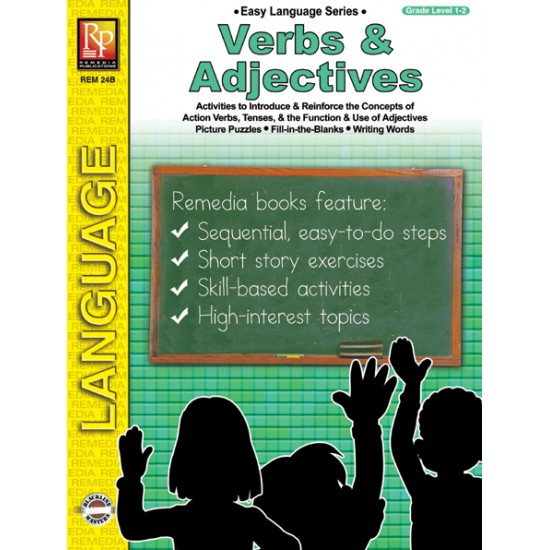 Easy Language Series: Verbs & Adjectives (eBook)