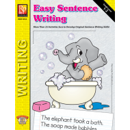 Easy Sentence Writing (eBook)
