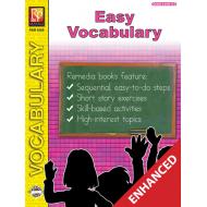 Easy Vocabulary (Enhanced eBook)